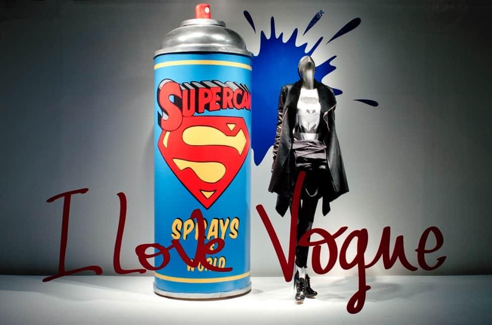 I love vogue
