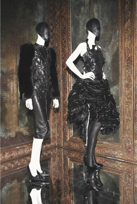 Stage Museum Exhibitions Bonaveri Book - Savage Beauty by Alexander McQueen