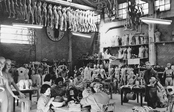 Inside the first Bonaveri Factory