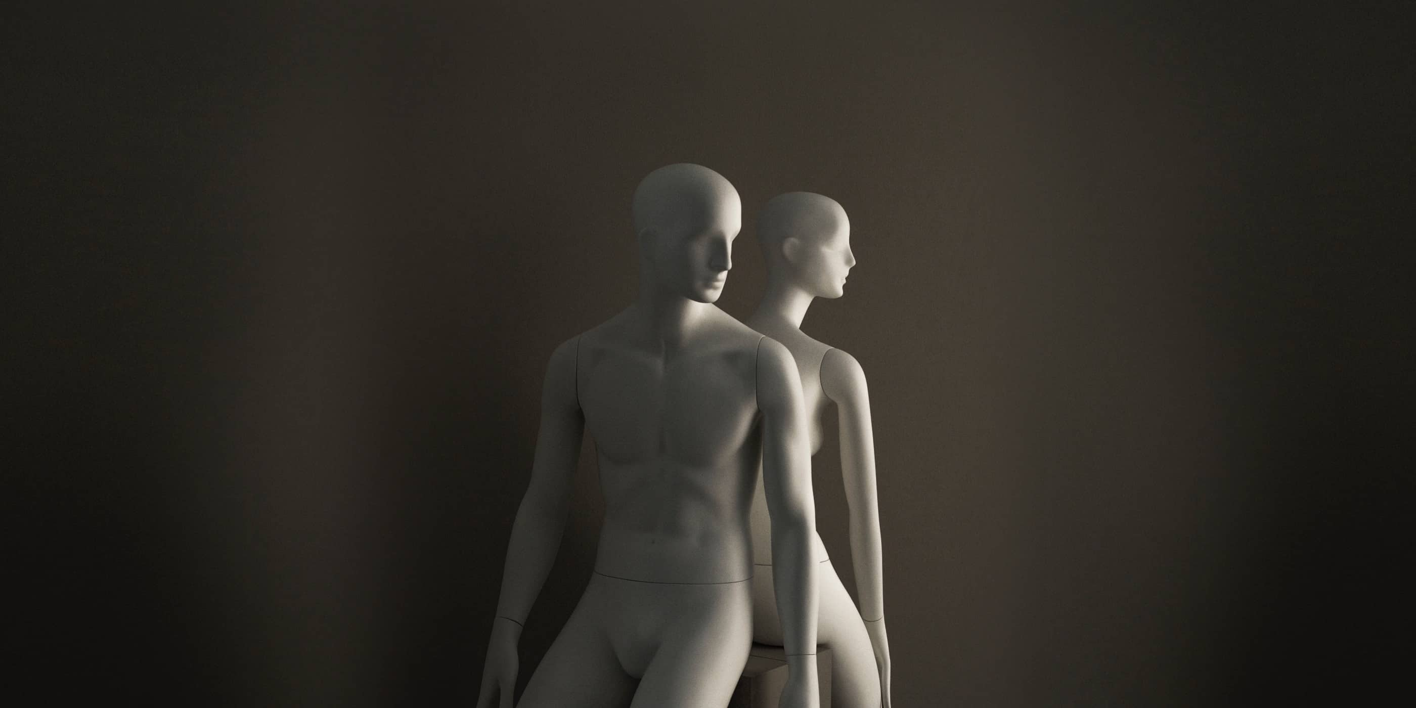 aloof and noble mannequins 01