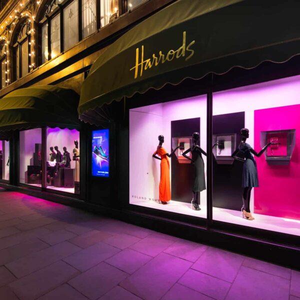 Aloof Mannequins by Bonaveri for Harrods