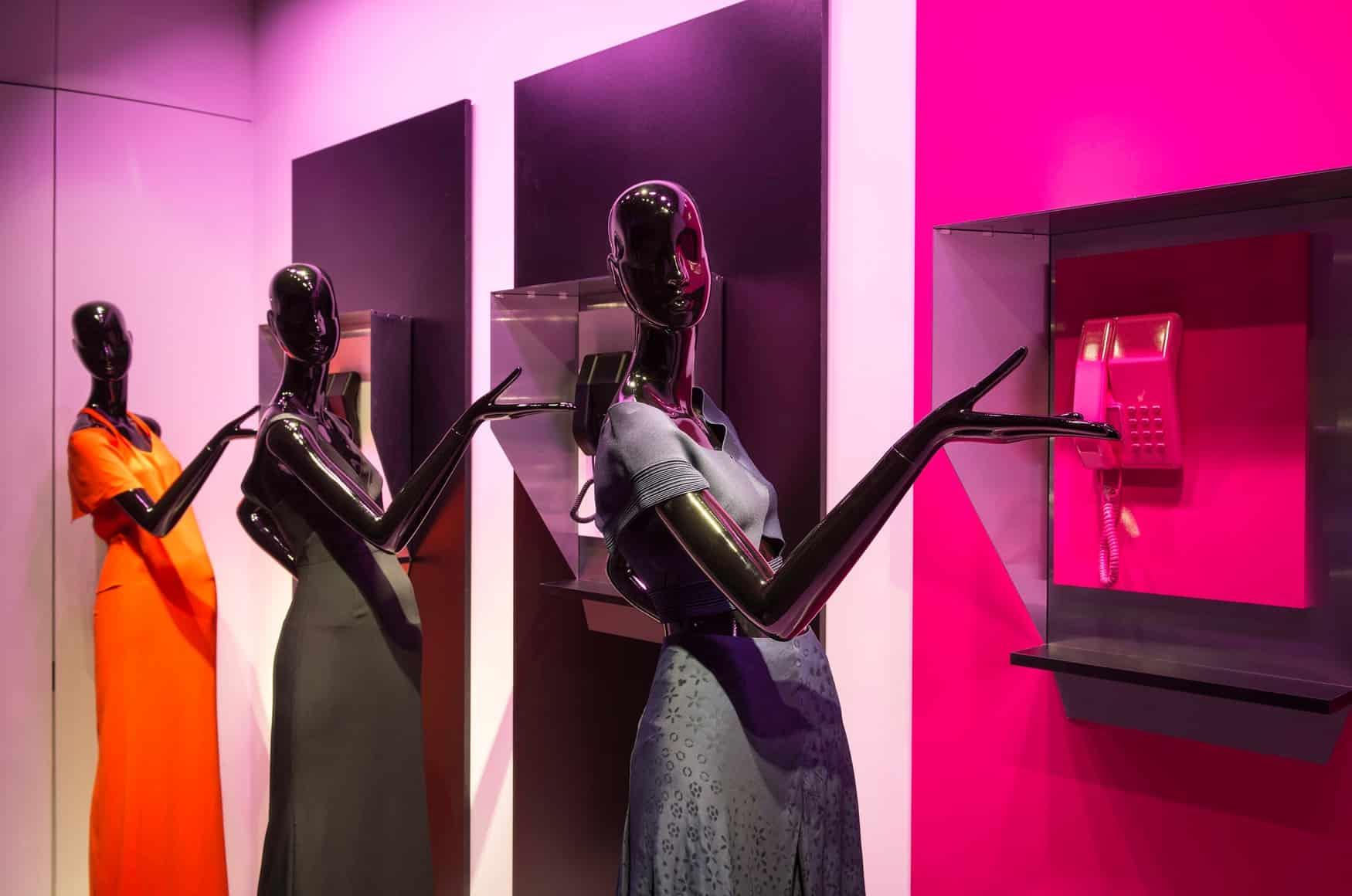 Aloof Mannequins by Bonaveri for Roland Mouret Harrods