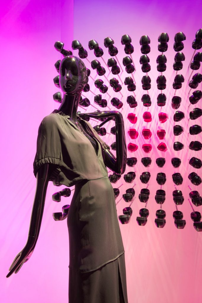 Aloof Mannequins by Bonaveri for Victoria Beckham Harrods 17