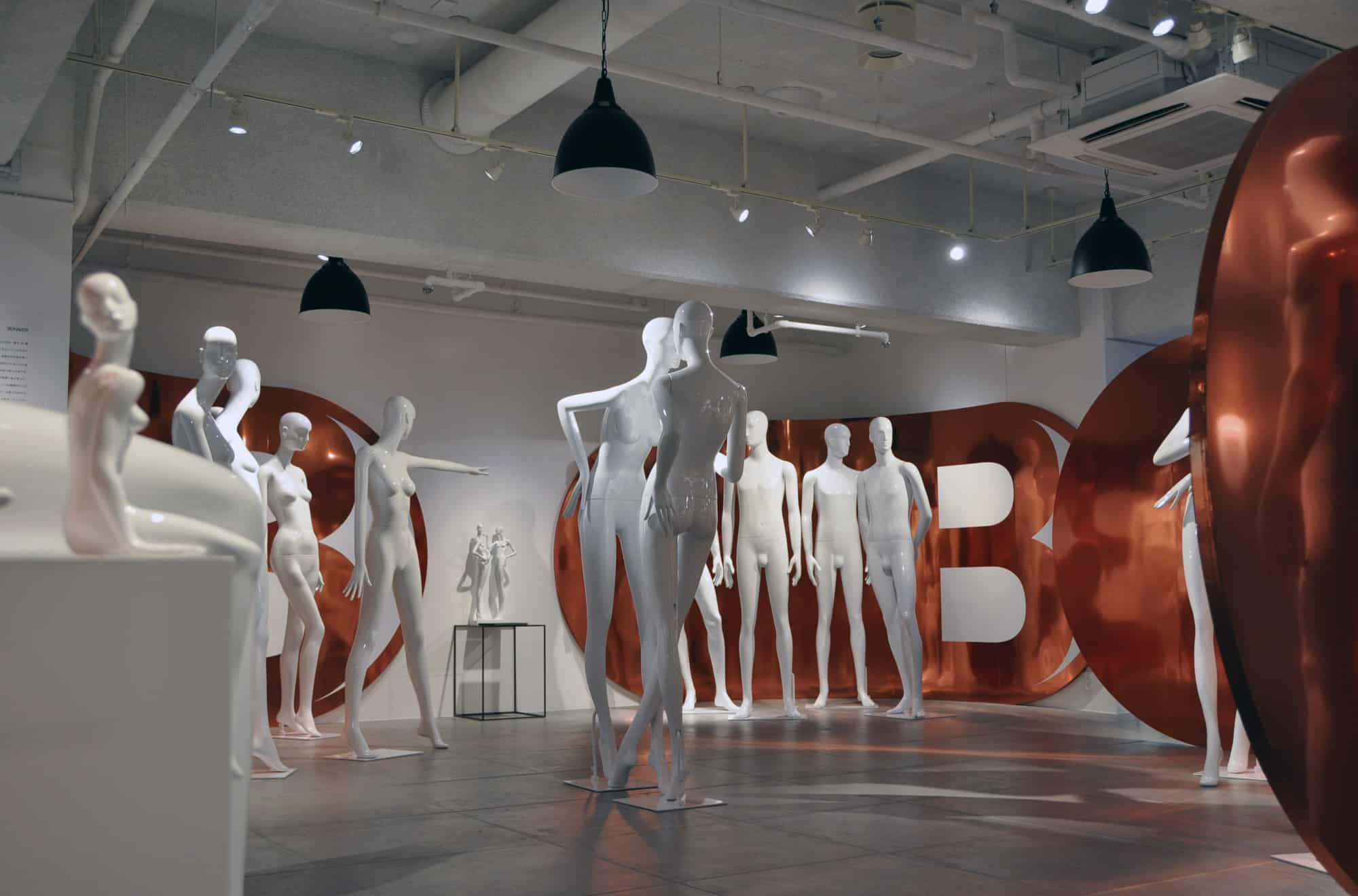 bonaveri mannequin exhibition tokyo japan 10