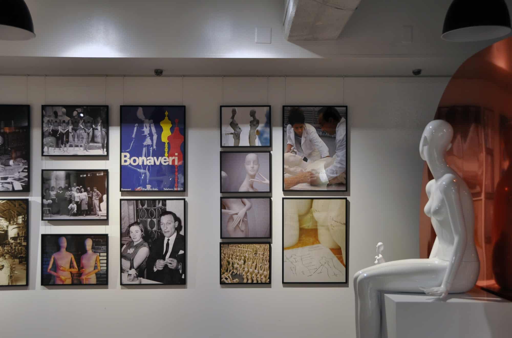 bonaveri mannequin exhibition tokyo japan