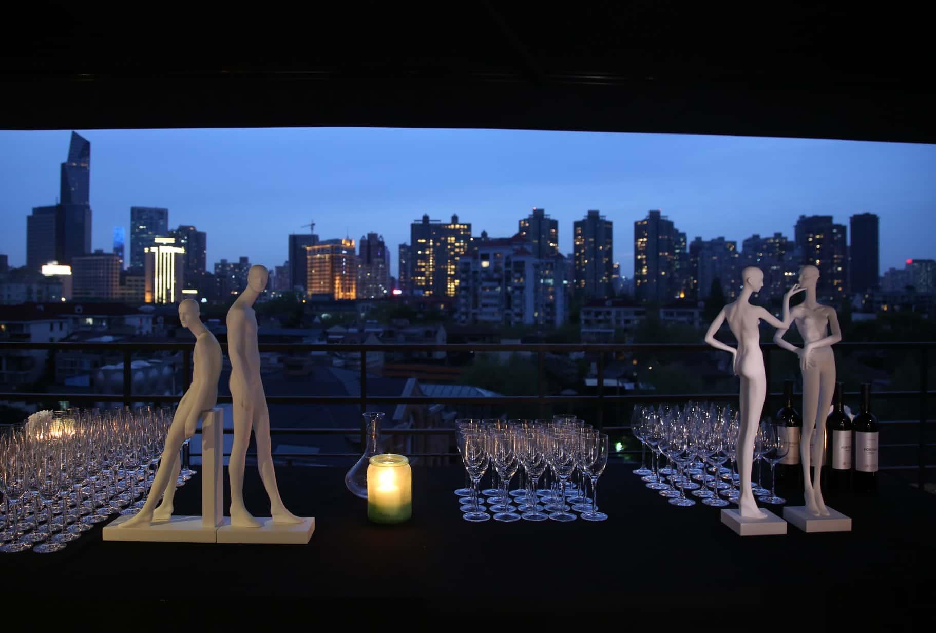 bonaveri shanghai china mannequins cover