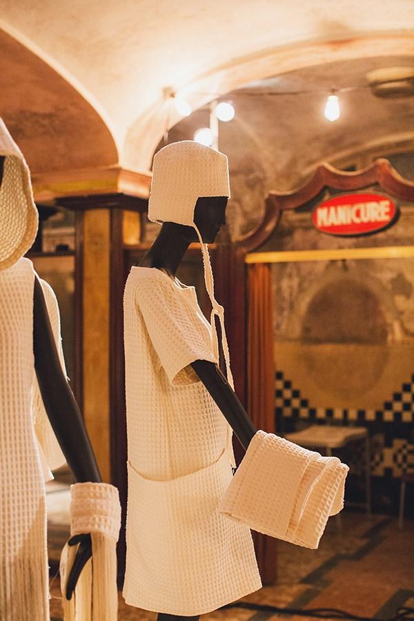 VESTAE, Milan featuring Schläppi mannequins