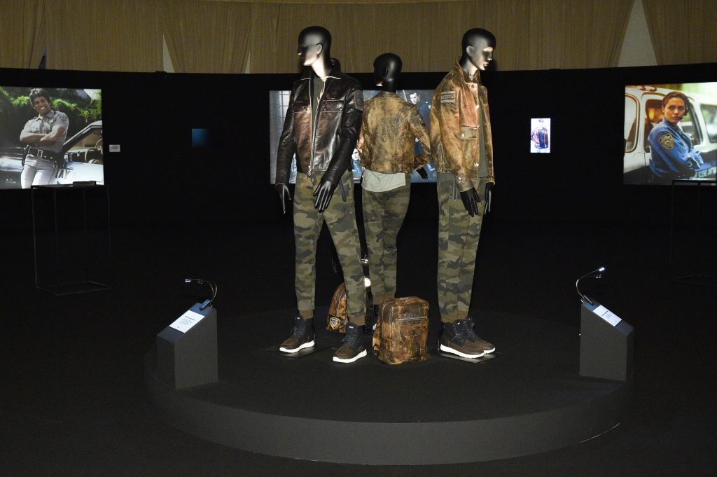 Bonaveri Mannequins for Blauer Exhibition