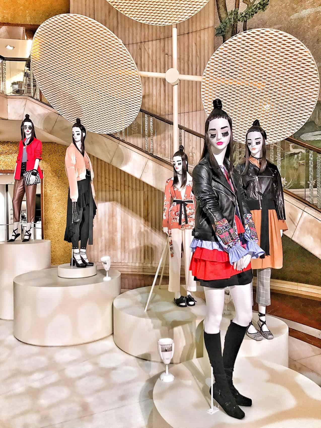 tribe mannequins zara milan 07