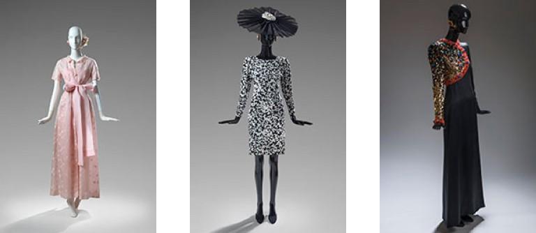 hubert de givenchy schlappi 2200 dresses - Schläppi 2200 mannequins for Givenchy's Audrey Hepburn tribute