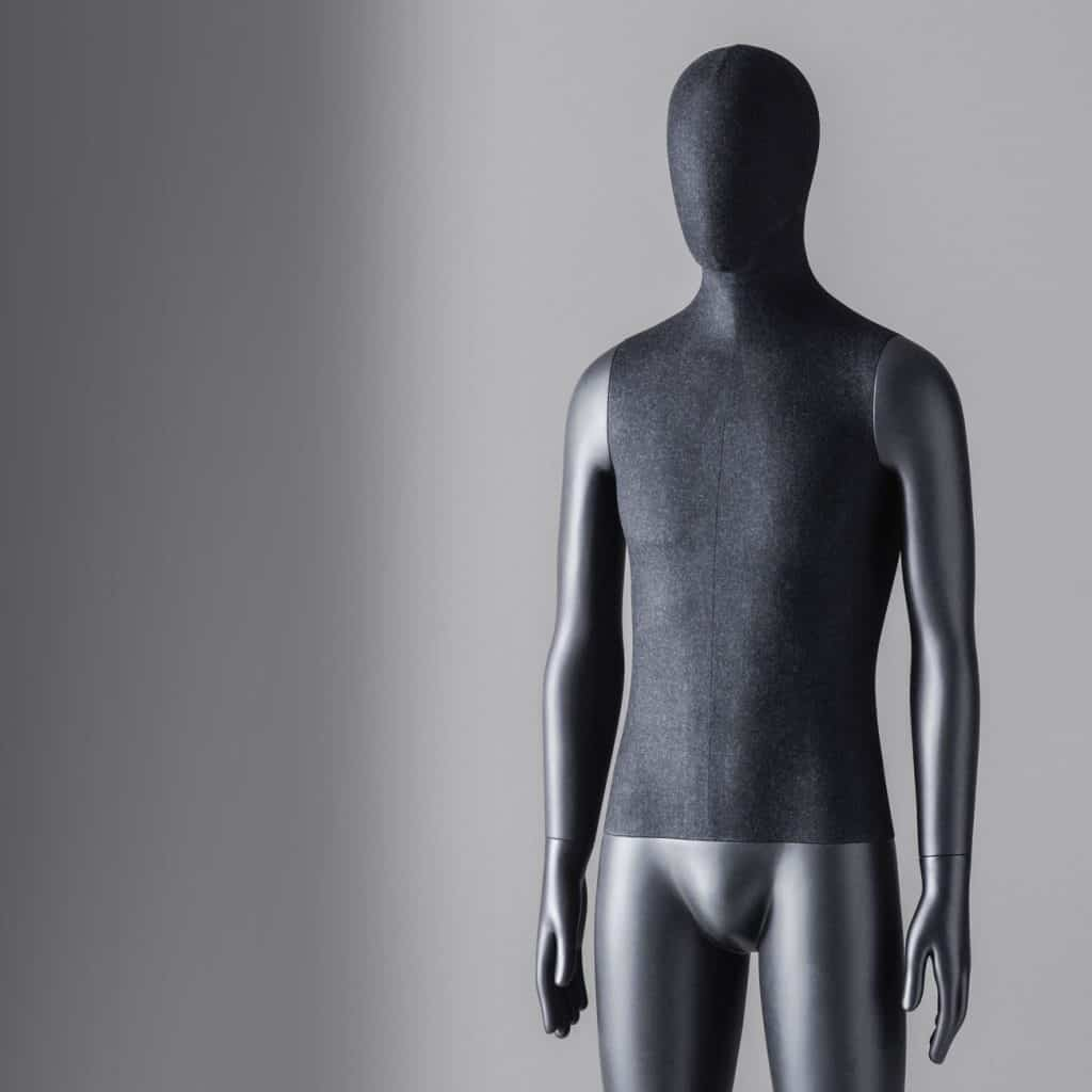 Sartorial Men | Male mannequin with fixed legs and arms