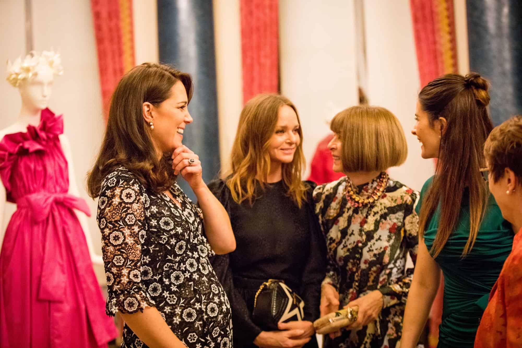 Commonwealth fashion Exchange at Buckingham Palace