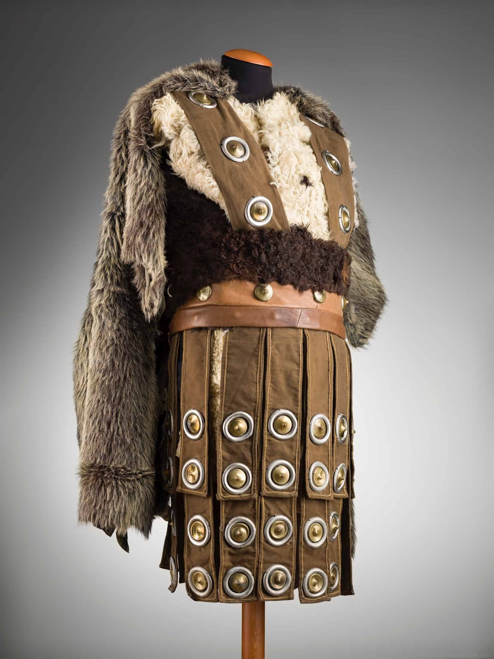 """Costume for Fulvio Axilla in """"Cabiria"""", 1914"""