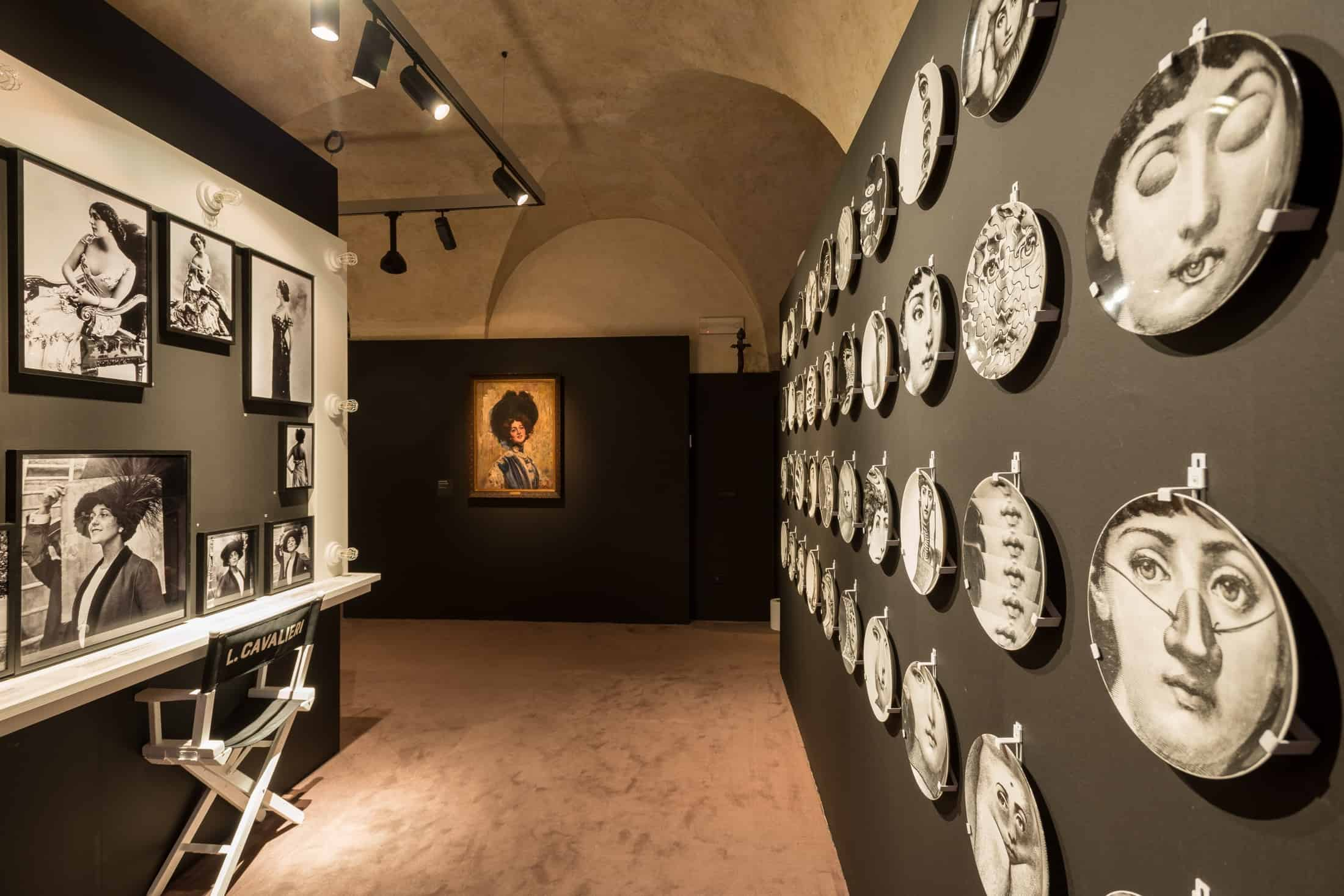 'Italy in Hollywood' at the Salvatore Ferragamo Museum in Florence
