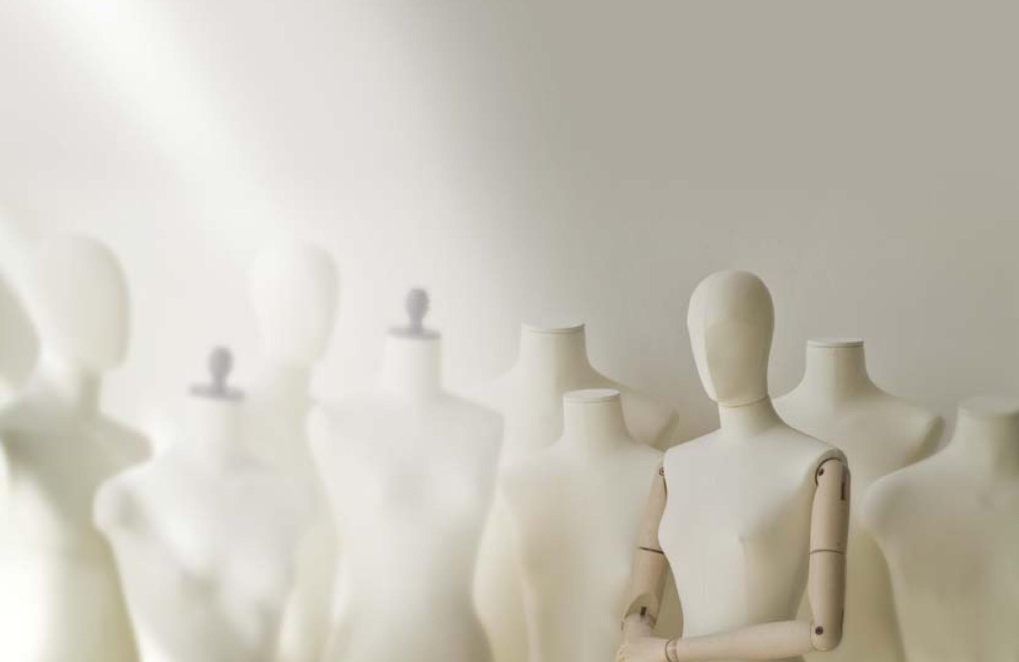 Bonaveri bust forms
