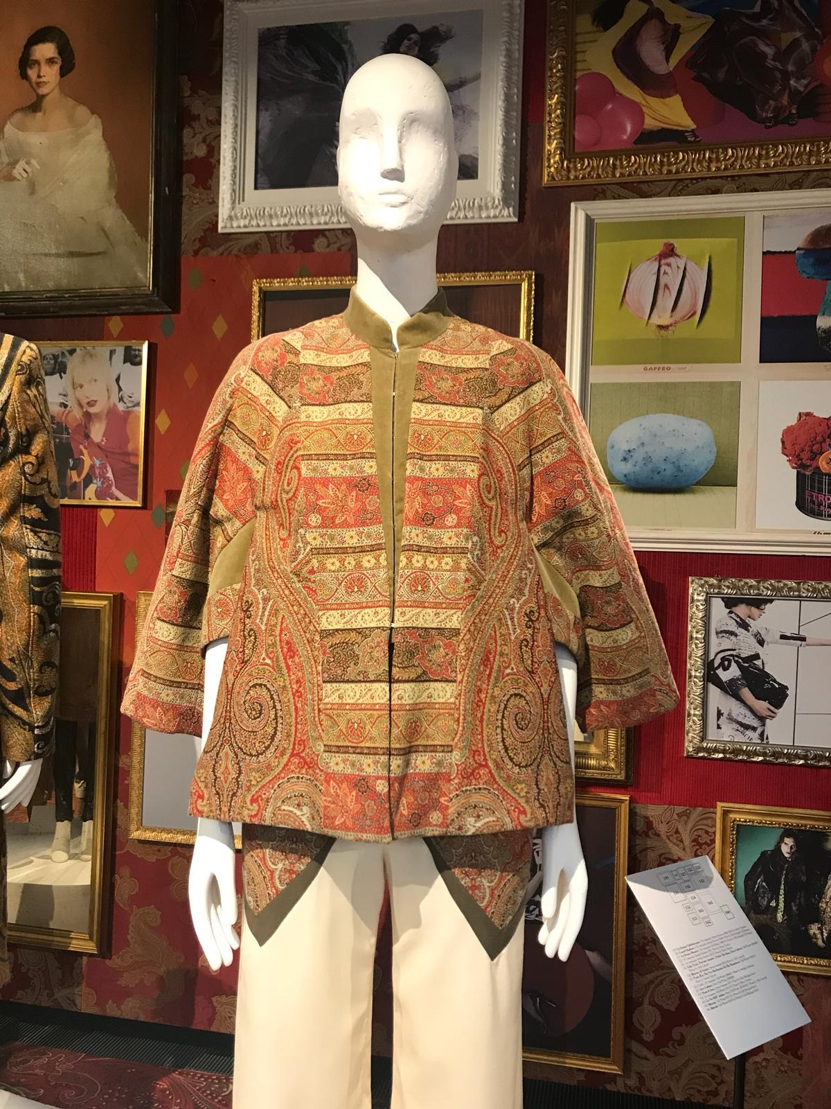 Etro Generation Paisley Exhibition in Milan