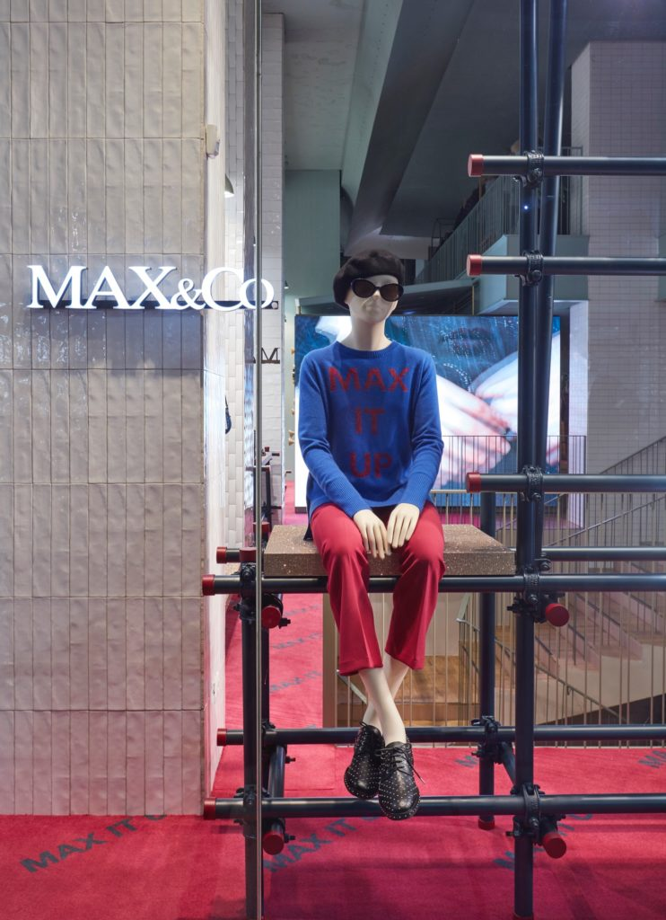 Max & Co. Milan Tribe Mannequins