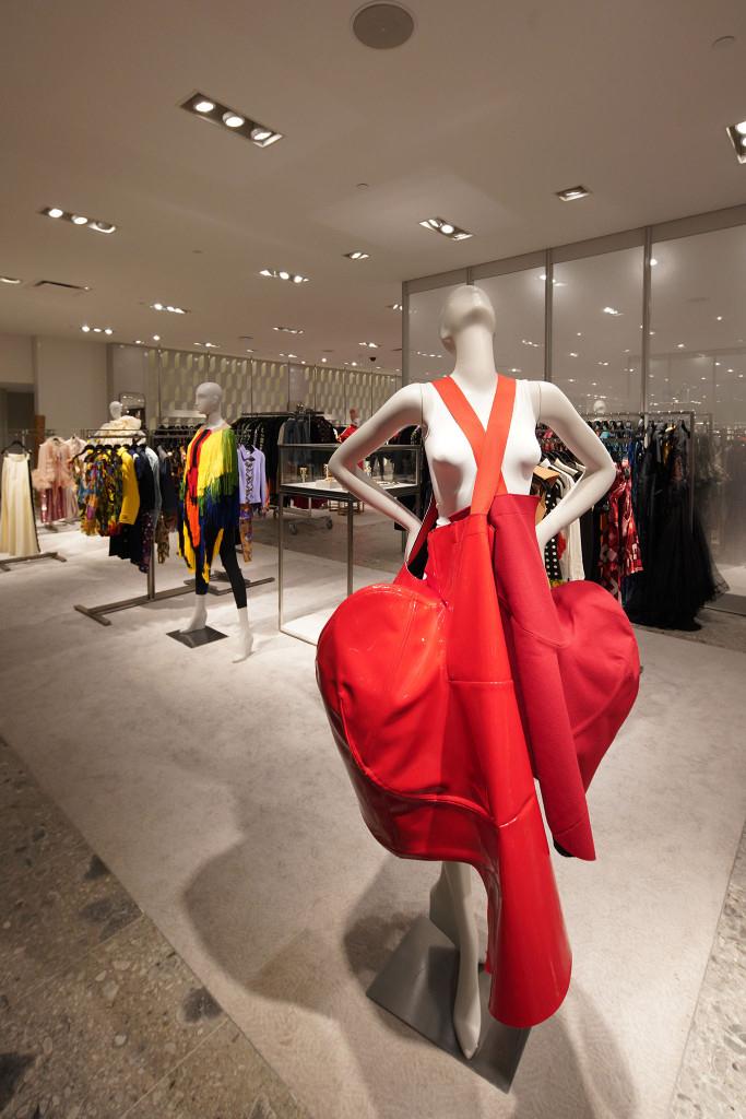 Schläppi 2800 female mannequin for Nieman Marcus