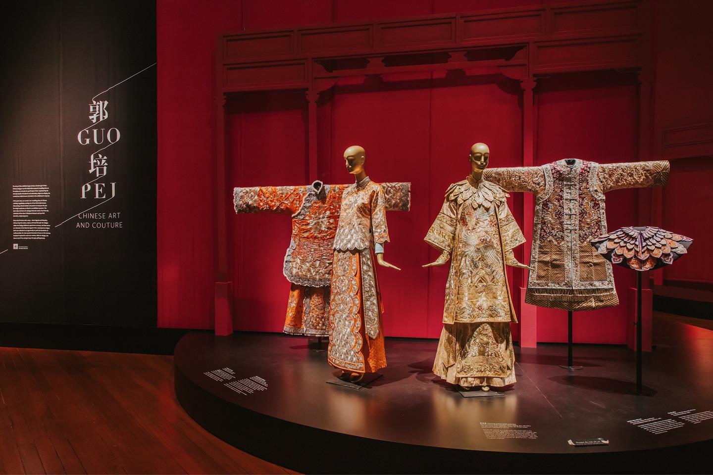 guo pei singapore schläppi 2200 mannequins
