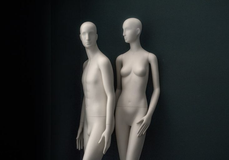 Schläppi 2000 Female Schläppi 3200 Male Mannequin Collection