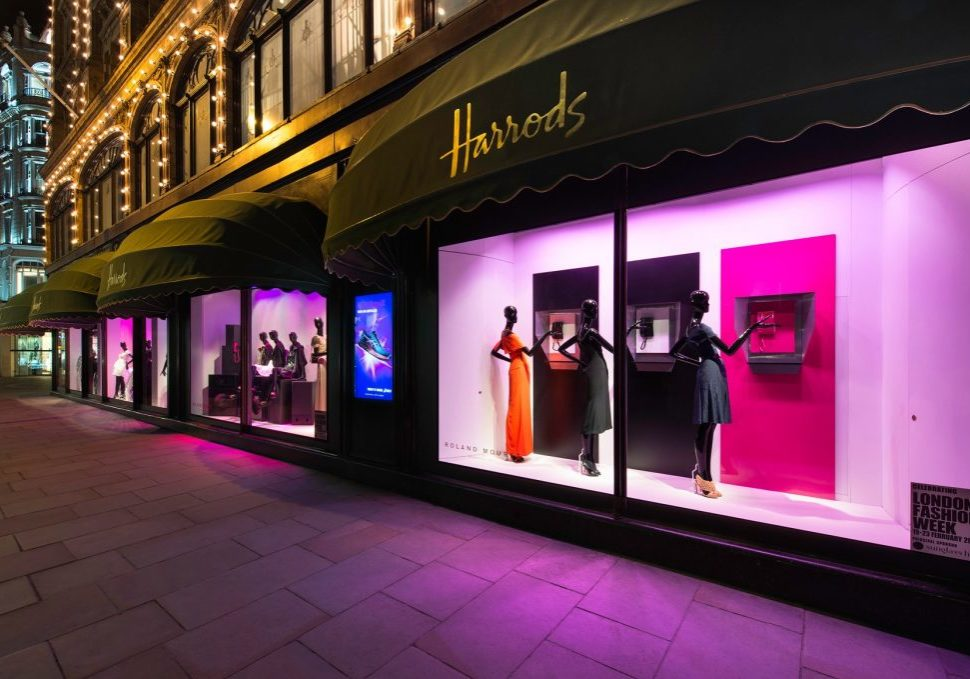 Aloof Mannequins by Bonaveri for Harrods