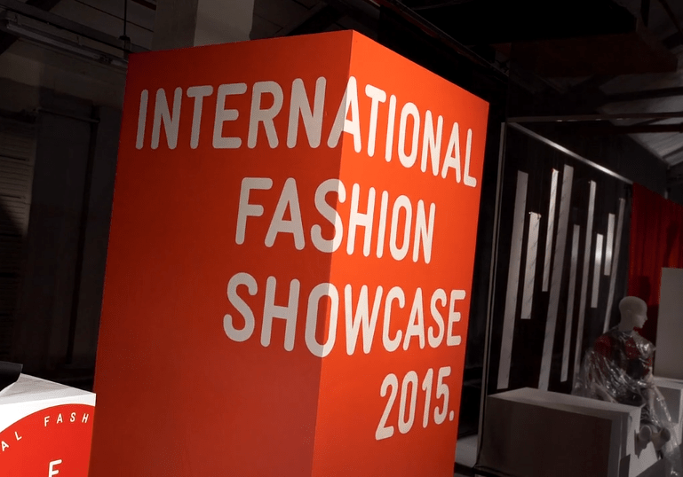 International Fashion Showcase 2015