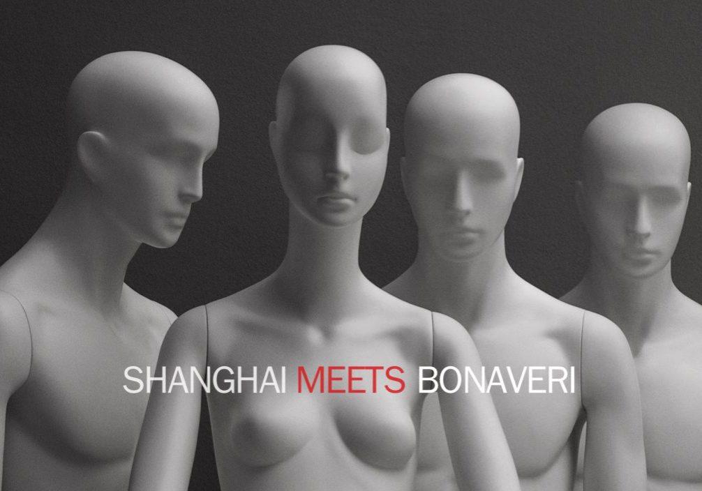 bonaveri shanghai showroom opening