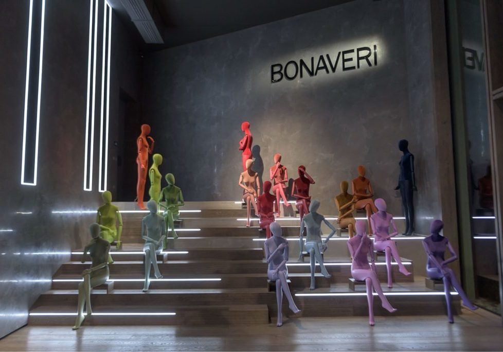 BonaveriMilano Colours On Stage Exhibition