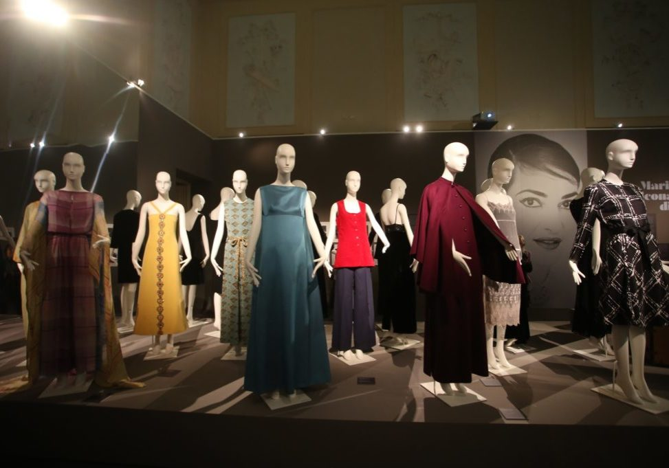 maria callas the exhibition bonaveri schlappi 2200 mannequins