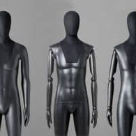 Sartorial Men | Male mannequins with fixed or articulated arms